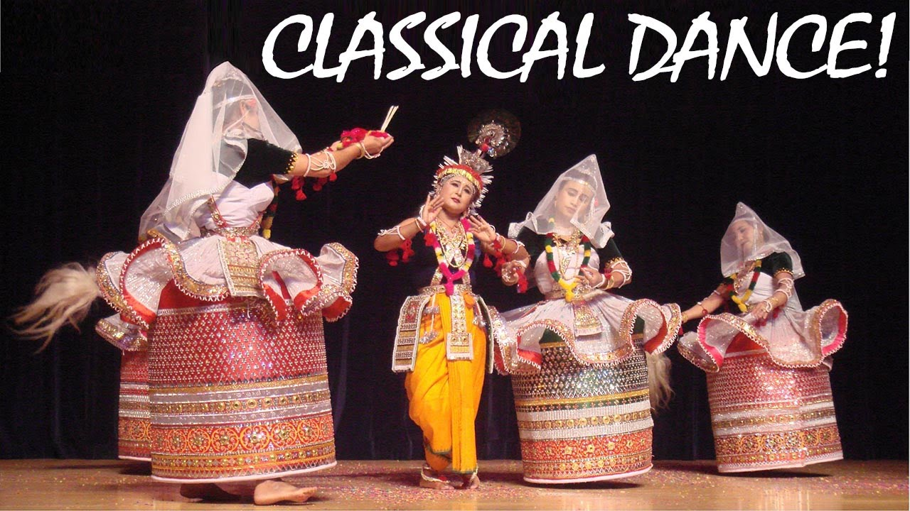 10 Wonderful Classical Dance Forms Of India - Tens Of India - YouTube