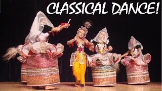 10 Wonderful Classical Dance Forms Of India - Tens Of India