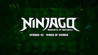 Лего Ниндзяго Мастера кружицу Ветер перемен 5 сезон 46 эпизод |lego ninjago winds if change|