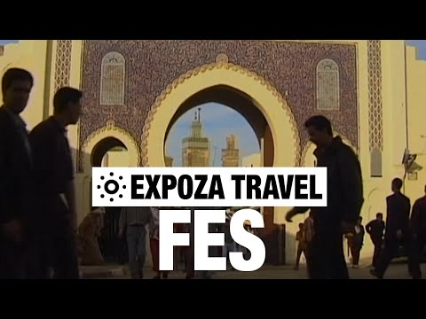 Fes (Morocco) Vacation Travel Video Guide