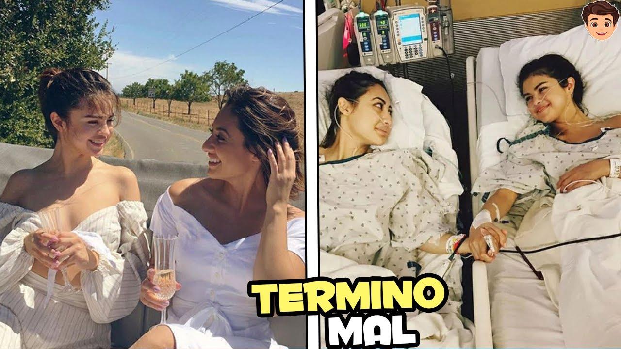 NO LO VAS A CREER! La PELEA entre SELENA GOMEZ y su DONADORA de riñón
