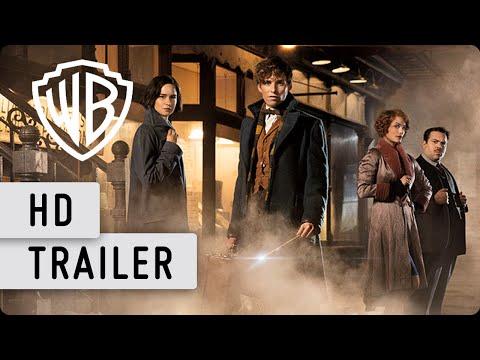 PHANTASTISCHE TIERWESEN UND WO SIE ZU FINDEN SIND - Trailer #2 Deutsch HD German (2016)