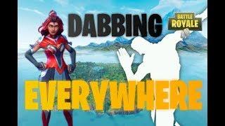 Dabbing Everywhere