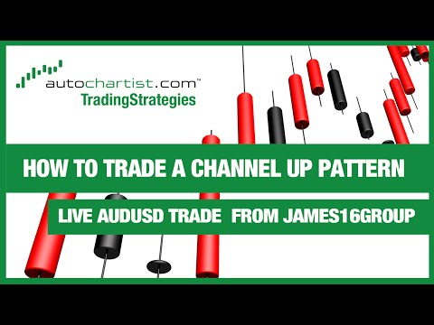 How to trade a channel up pattern