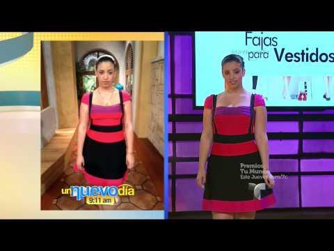 Fajas Para Usar Vestidos Un Nuevo Día Telemundo Youtube