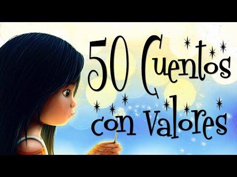 50 Cuentos con valores y sabiduría. Cuentos para pensar y reflexionar