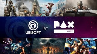Ubisoft at PAX West 2018 LIVESTREAM – Saturday 9/1 | Ubisoft [NA]