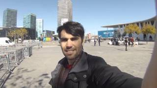 Mobile World Congress 2015: Día 0, registro