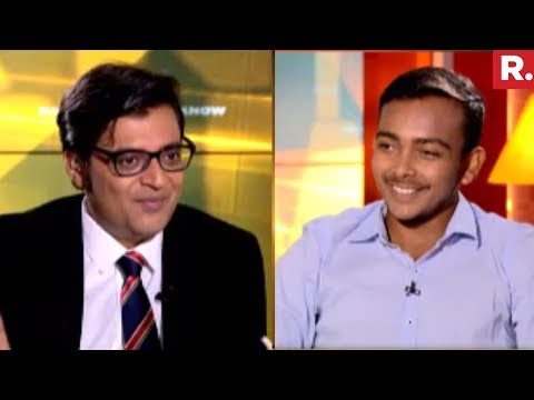 Prithvi Shaw On Nation Wants To Know With Arnab Goswami | Full Interview