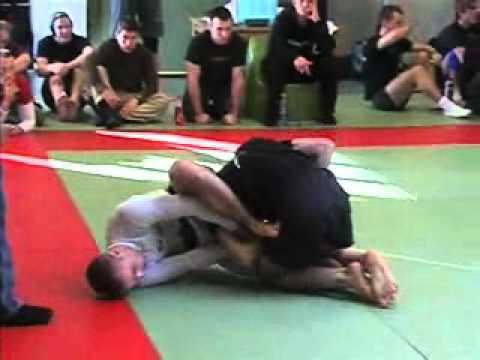 Kári Gunnarsson Combat Sports Academy Copenhagen vs. Thomas Skov X-gym