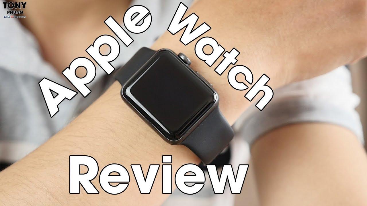 Apple Watch Series 3 – Chiếc Đồng Hồ tốt nhất dành cho iPhone!
