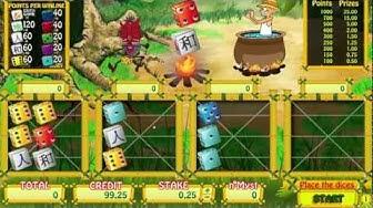 36win.be Online Casino - Dice Games
