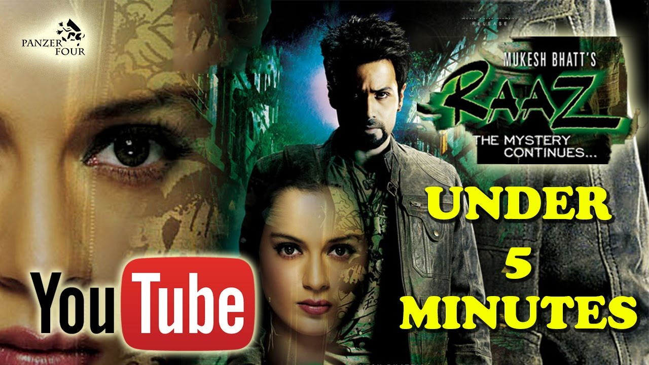 Raaz 2 – The Mystery Continues (2009) | Full movie | Hindi | 720p | under 5  minutes