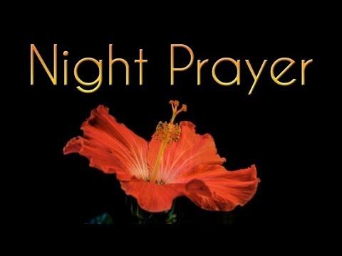Bedtime Prayer - A Night Prayer Before You Sleep - Evening Prayer Before Going To Bed
