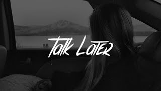The Vamps - Talk Later (Lyrics)