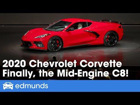 2020 Chevrolet Corvette C8 Reveal - Finally, A Mid-Engine Corvette!