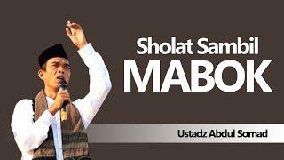 Sholat tapi sedang mabuk | Tanya Jawab | Ustadz Abdul Somad | Islam Agamaku