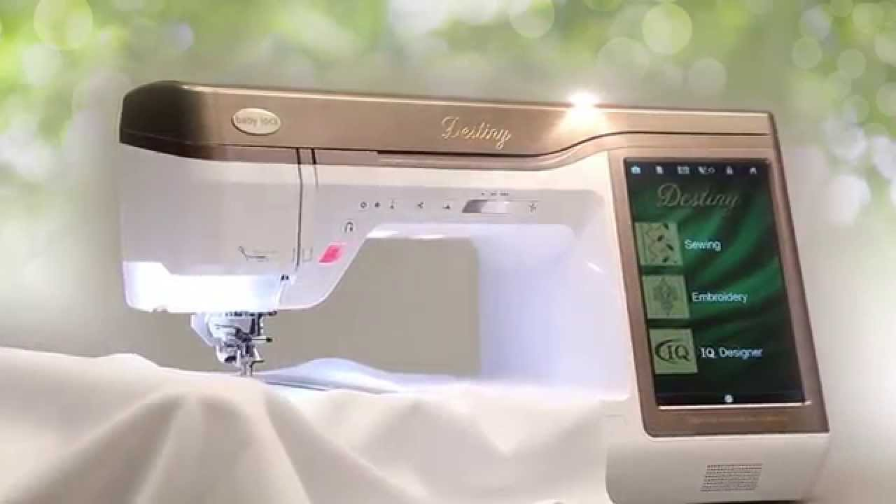 Baby Lock Sewing & Embroidery Machines ...