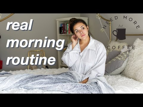 5 AM School Morning Routine 2018! Back On Track