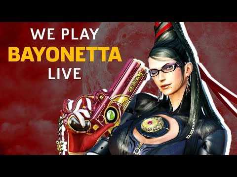 Playing Bayonetta Ten Years Later! Now Available On PS4