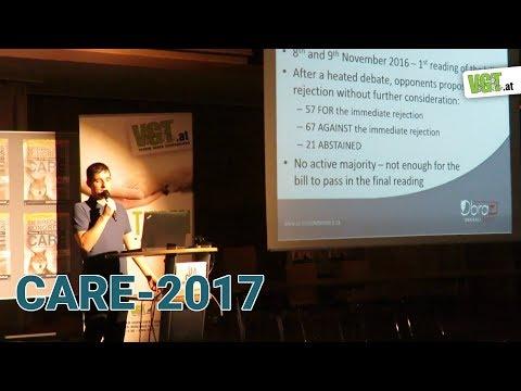 Fur farm ban in Czechia - Marek Vorsilka | CARE-2017