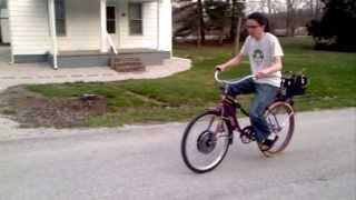 DIY E-bike: new motor 48v 1000w