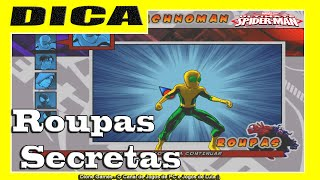 Ultimate Spider Man - Como destravar as Roupas Secretas  - Dica #01