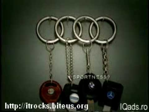 Audi Best Ad Ever Youtube