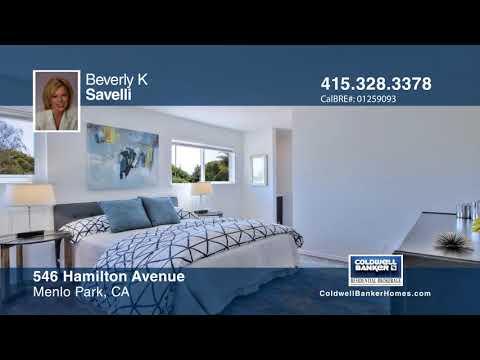 546 Hamilton Avenue Menlo Park, CA | MLS# 81673749 | WhyCBSacTahoe.com