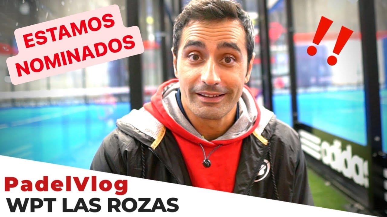 🎾 SERGIO ALBA y PADELSPAIN : WORLD PADEL TOUR Las Rozas