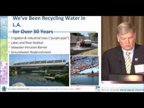 LA's Water Reliability 2025 - James McDaniel