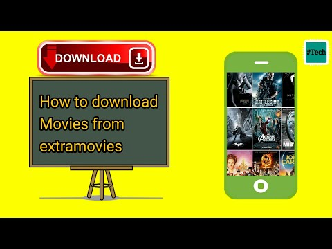 How to download movies from extramovies - YouTube