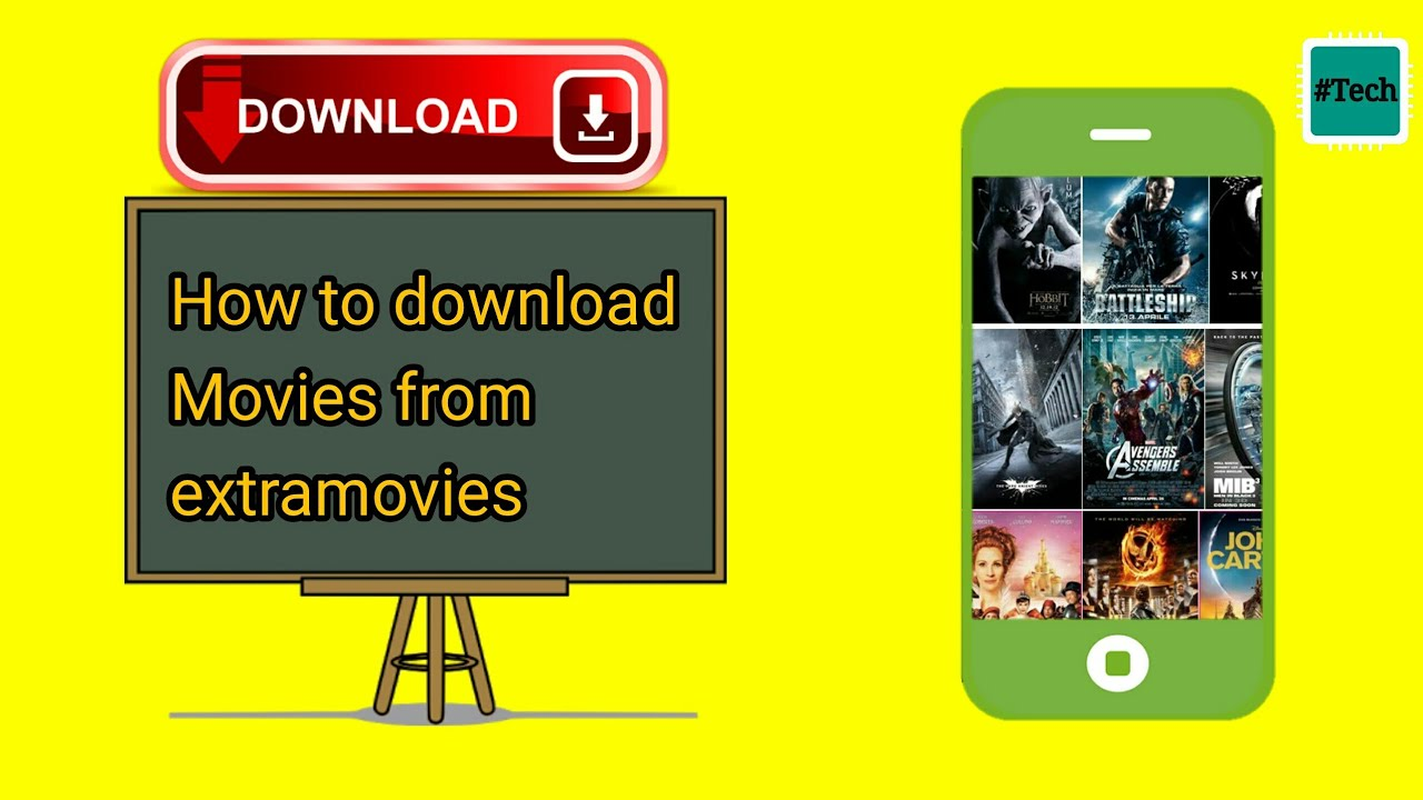 How to download movies from extramovies
