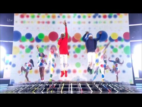 The X Factor UK 2015 S12E25 Live Shows Week 6 Semi-Finals Reggie N Bollie 2nd Song Full
