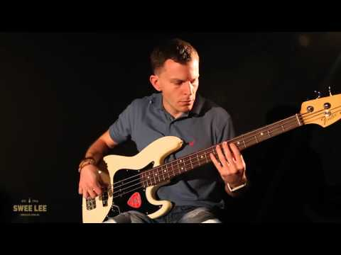 Quick Riffs: Fender American Special Jazz Bass