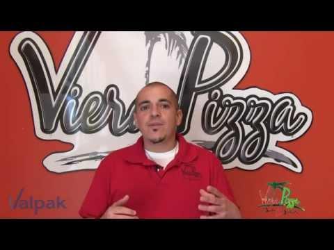 Valpak  testimonial by Viera Pizza