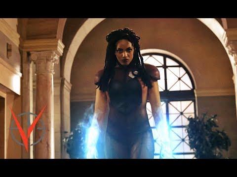 Download Ciera Foster Livewire Scenes Ninjak Versus The Valiant Universe