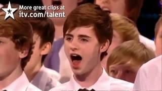 Video Calon Lan Only Boys aloud - A Welsh choir download MP3, 3GP, MP4, WEBM, AVI, FLV Agustus 2018