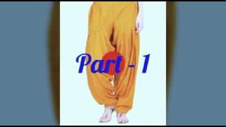 Patiala Salwar ( Part-1)  - Cutting and Stitching in Hindi