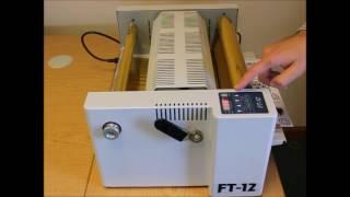 Foiltech FT12 Digital Toner Foiling Machine