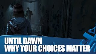 Until Dawn Gameplay Impressions - Why Your Choices REALLY Matter