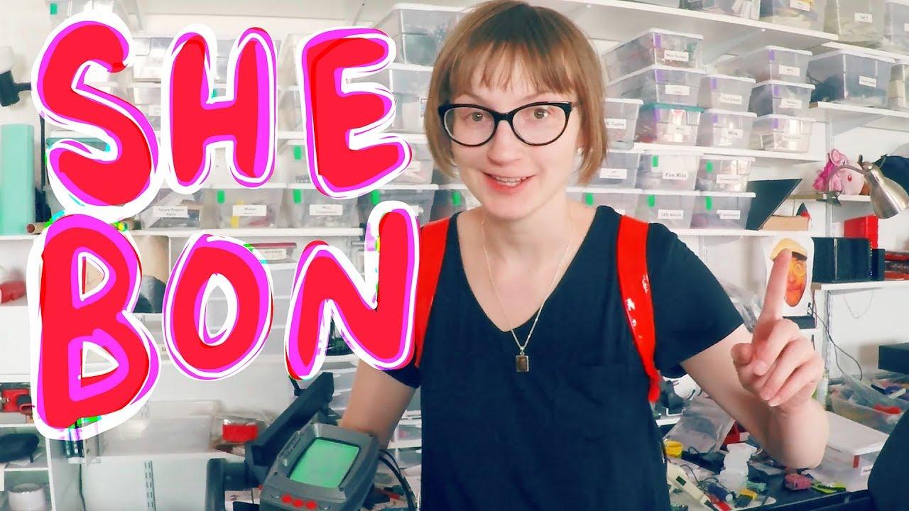 SHE BON : Sensing the Sensual