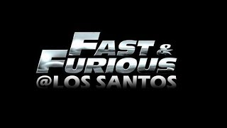 Gambar cover FAST AND FURIOUS @ LOS SANTOS - GTA V ONLINE DRIFT MODE