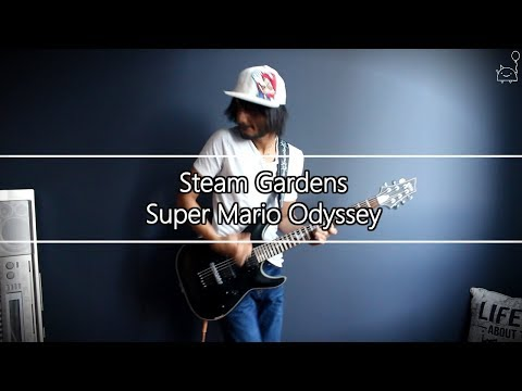 Steam Gardens (Wooded Kingdom) - Super Mario Odyssey (Rock Cover) || Shady Cicada