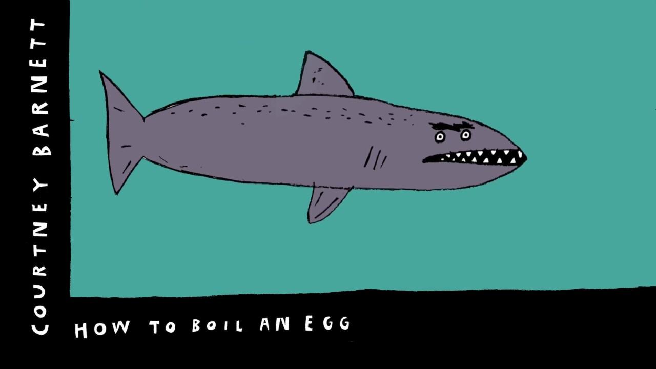 Courtney Barnett: How To Boil An Egg