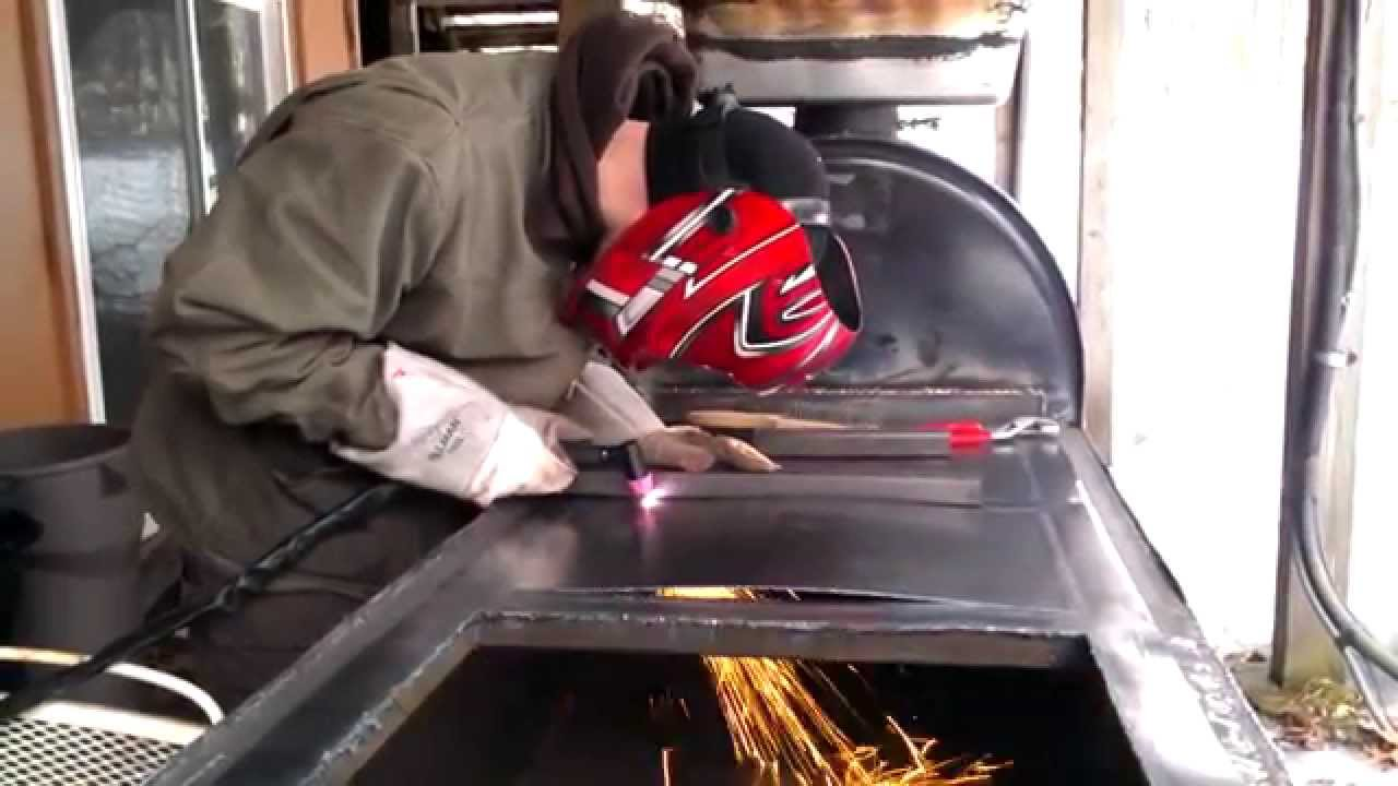 Fuel Oil Tank Maple Syrup Evaporator Plasma Cutting The