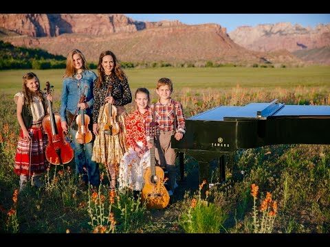 Copland Rock Suite -Jenny Oaks Baker & Family Four