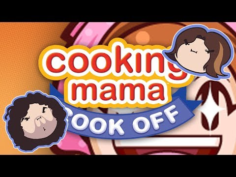 Cooking Mama Cook Off – Game Grumps VS
