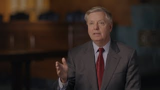 "Why Sen. Lindsey Graham Believes the Supreme Court Confirmation Process Is ""Broken"""