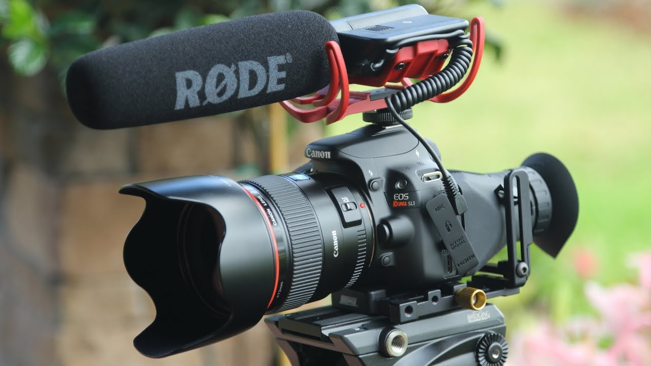 Canon EOS Rebel SL1 Video Test - YouTube